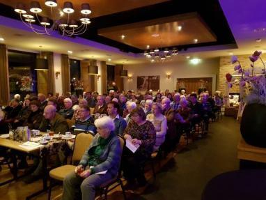 """Algemene ledenvergadering Vereniging """"Vrienden van het Luntersche Buurtbosch"""" op 18 maart a.s. bij Floor aanvang 19.30 uur."""