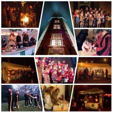 Druk bezochte 'Kerst rond de Koepel'