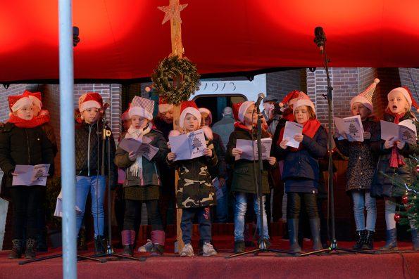 Kerst rond de Koepel, Lunteren