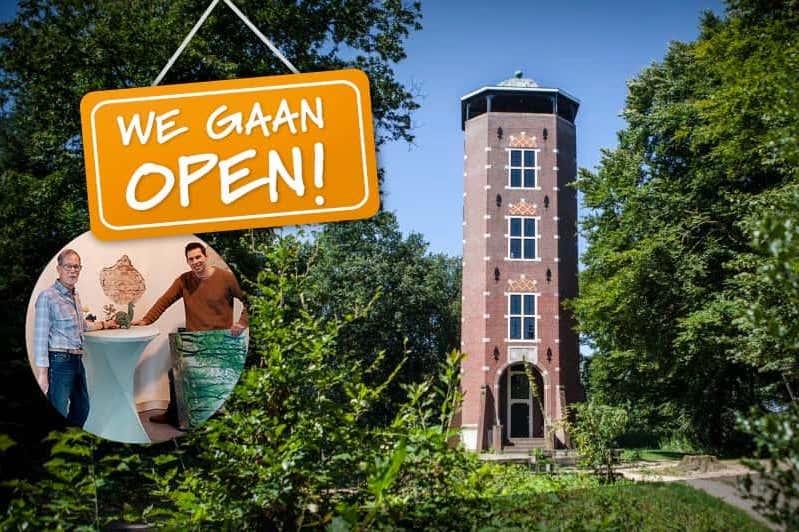 We Gaan Open